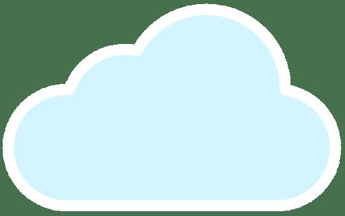cloud-blue